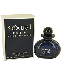 Sexual Paris by Michel Germain for Men Eau De Toilette Spray 4.2 oz
