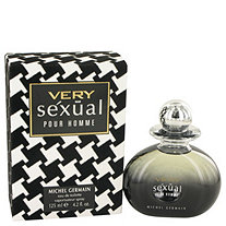 Very Sexual by Michel Germain for Men Eau De Toilette Spray 4.2 oz
