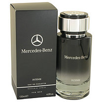 Mercedes Benz Intense by Mercedes Benz for Men Eau De Toilette Spray 4 oz
