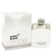Montblanc Legend Spirit by Mont Blanc for Men Eau De Toilette Spray 3.3 oz