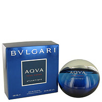 Bvlgari Aqua Atlantique by Bvlgari for Men Eau De Toilette Spray 3.4 oz
