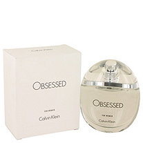 Obsessed by Calvin Klein for Women Eau De Parfum Spray 3.4 oz