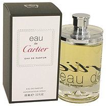 EAU DE CARTIER by Cartier for Women Eau De Parfum Spray (Unisex) 3.3 oz