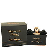 Signorina Misteriosa by Salvatore Ferragamo for Women Eau De Parfum Spray 3.4 oz