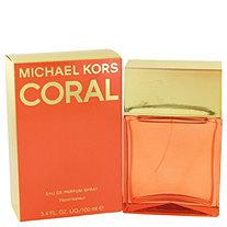 Michael Kors Coral by Michael Kors for Women Eau De Parfum Spray 3.4 oz