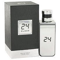 24 Platinum Elixir by ScentStory for Men Eau De Parfum Spray 3.4 oz
