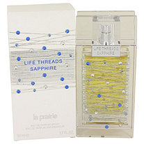 Life Threads Sapphire by La Prairie for Women Eau De Parfum Spray 1.7 oz
