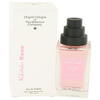 Kashan rose by The Different Company for Women Eau De Toilette Spray 3 oz