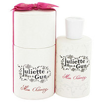 Miss Charming by Juliette Has a Gun for Women Eau De Parfum Spray 3.4 oz