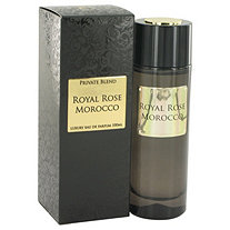 Private Blend Royal rose Morocco by Chkoudra Paris for Women Eau De Parfum Spray 3.4 oz