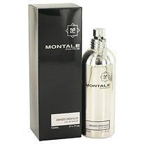 Montale Amandes Orientales by Montale for Women Eau De Parfum Spray 3.3 oz