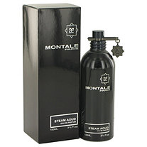 Montale Steam Aoud by Montale for Women Eau De Parfum Spray 3.3 oz