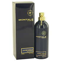 Montale Chypre Vanille by Montale for Women Eau De Parfum Spray 3.3 oz