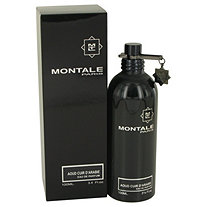 Montale Aoud Cuir D'arabie by Montale for Women Eau De Parfum Spray (Unisex) 3.4 oz