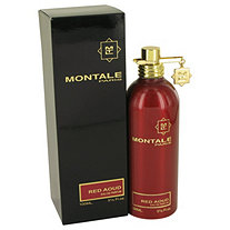 Montale Red Aoud by Montale for Women Eau De Parfum Spray 3.4 oz