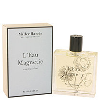 L'eau Magnetic by Miller Harris for Women Eau De Parfum Spray 3.4 oz