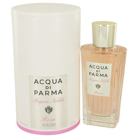 Acqua Di Parma Rosa Nobile by Acqua Di Parma for Women Eau De Toilette Spray 4.2 oz at PalmBeach Jewelry