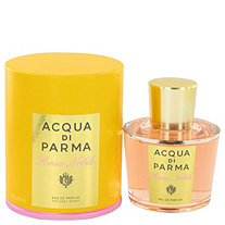 Acqua Di Parma Rosa Nobile by Acqua Di Parma for Women Eau De Parfum Spray 3.4 oz
