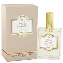 Musc Nomade by Annick Goutal for Men Eau De Parfum Spray 3.4 oz