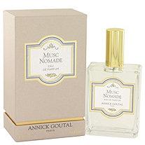 Musc Nomade by Annick Goutal for Men Eau De Parfum Spray 3.4 oz