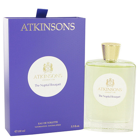 The Nuptial Bouquet by Atkinsons for Women Eau De Toilette Spray 3.4 oz at PalmBeach Jewelry