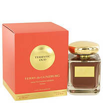 Terryfic Oud by Terry De Gunzburg for Women Eau De Parfum Spray 3.3 oz