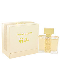 Royal Muska by M. Micallef for Women Eau De Parfum Spray (unisex) 3.3 oz