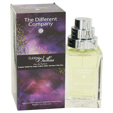 Sublime Balkiss by The Different Company for Women Eau De Toilette Spray Refillable 3 oz at PalmBeach Jewelry