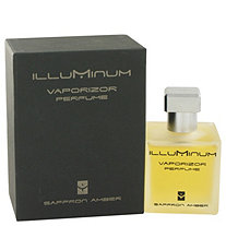 Illuminum Saffron Amber by Illuminum for Women Eau De Parfum Spray 3.4 oz