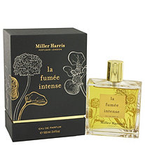 La Fumee Intense by Miller Harris for Women Eau De Parfum Spray 3.4 oz