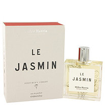 Le Jasmin Perfumer's Library by Miller Harris for Women Eau De Parfum Spray 3.4 oz