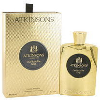 Oud Save The King by Atkinsons for Men Eau De Parfum Spray 3.3 oz