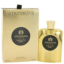 Oud Save The Queen by Atkinsons for Women Eau De Parfum Spray 3.3 oz