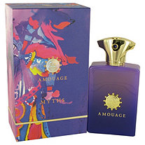 Amouage Myths by Amouage for Men Eau De Parfum Spray 3.4 oz