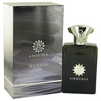 Amouage Memoir by Amouage for Men Eau De Parfum Spray 3.4 oz