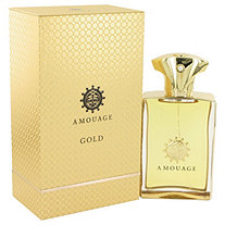 Amouage Gold by Amouage for Men Eau De Parfum Spray 3.4 oz