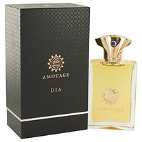 Amouage Dia by Amouage for Men Eau De Parfum Spray 3.4 oz