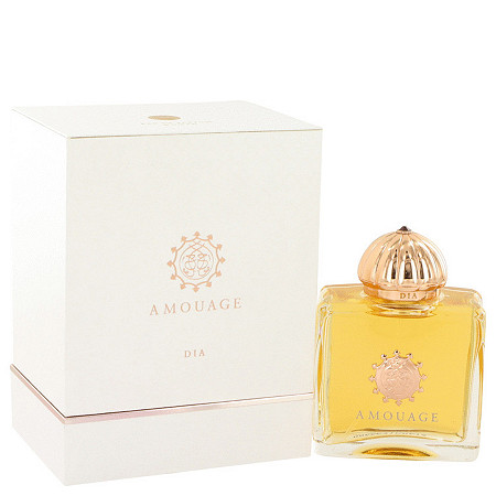 Amouage Dia by Amouage for Women Eau De Parfum Spray 3.4 oz at PalmBeach Jewelry