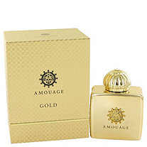 Amouage Gold by Amouage for Women Eau De Parfum Spray 3.4 oz