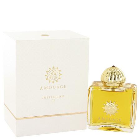 Amouage Jubilation 25 by Amouage for Women Eau De Parfum Spray 3.4 oz at PalmBeach Jewelry