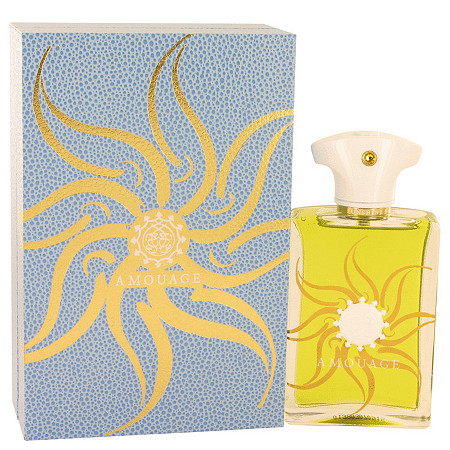 Amouage Sunshine by Amouage for Men Eau De Parfum Spray 3.4 oz at PalmBeach Jewelry
