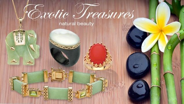 Exotic Treasures Jewelry