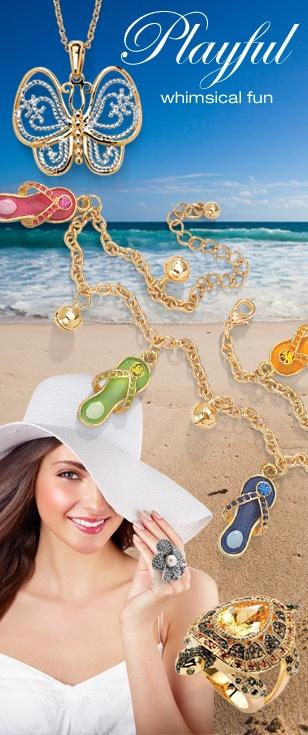 Playful Jewelry