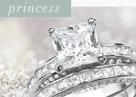 Princess Shape Stone