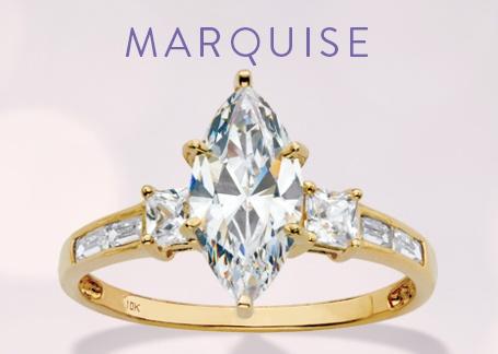 Marquise Shape Stone
